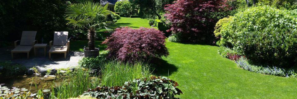 Ihr Garten so wie es sein soll